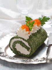 Spinach rol