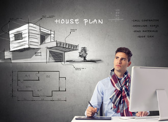architect house planing -design