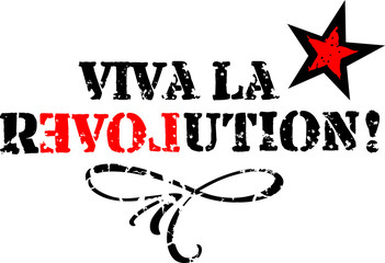 Viva la Revolution!, Love, Stern, Grunge Style