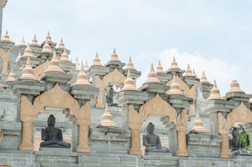 Pagoda Temple miniatures