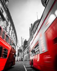 London Bus Traffic
