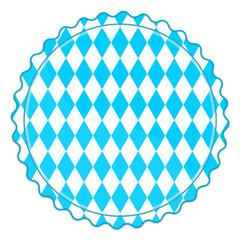 Schild Bayern Oktoberfest
