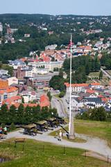 Fredriksten fort, Norway