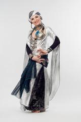 oriental woman