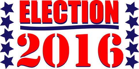 Election 2016 Graphic