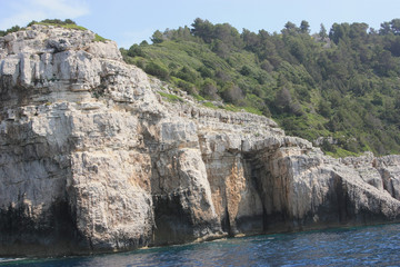Rocks in Greece