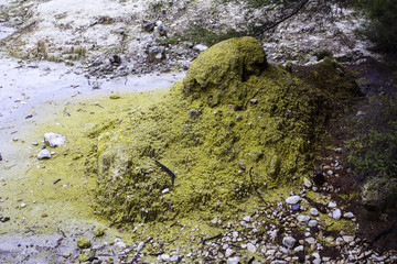 Sulphur Mounds