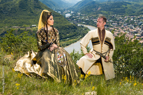 National Song and Dance Ensemble of Georgia Erisioni