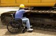 disabled mechanic
