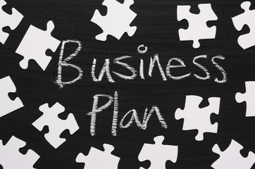 The Business Plan Puzzle