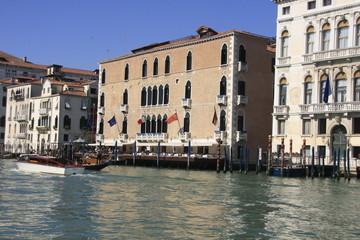 palais et grand canal