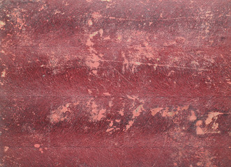 Old Red Texture Background