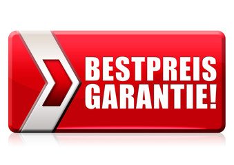 Bestpreisgarantie! Button, Icon