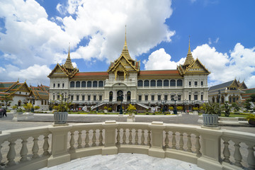 The Royal Place in Bangkok