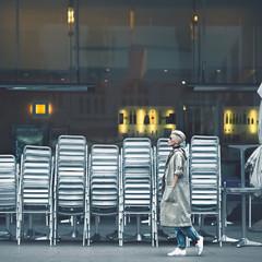 stylish girl urban fashion