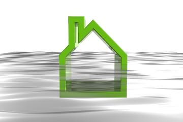 rest schuld op woning onder water