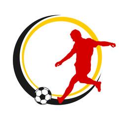 Logo Deutschland Fußballer