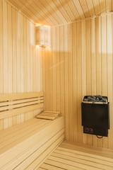 Cozy sauna