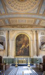 Organ in Royal Chapel in London
