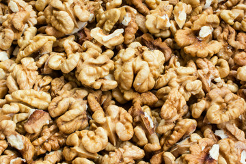 walnut kernels pattern