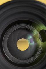 50mm prime camera lens