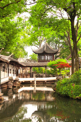 Humble Administrator's Garden in Suzhou, China