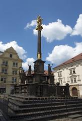 Pestsäule Pilsen Tschechien