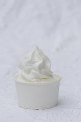 Frozen Joghurt natur
