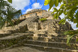 Leinwanddruck Bild - Karibik-Costa-Maya-19293