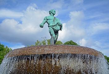 Duve-Brunnen, Hannover