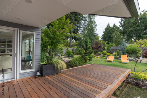 Aluminium Tuin Pacific Northwest Living