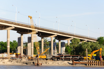 new bridge in Rostov