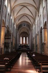 Innenansicht Mainzer Dom