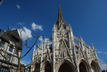 Église Saint-Maclou de Rouen, Normandie