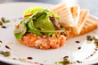 salmon tartare