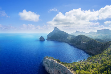 Cape Formentor in Mallorca