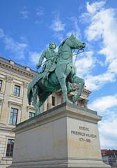 Herzog Friedirch Wilhelm, Braunschweig