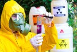 Testing of toxic substances