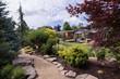 Garden Walkway Home - 66636185