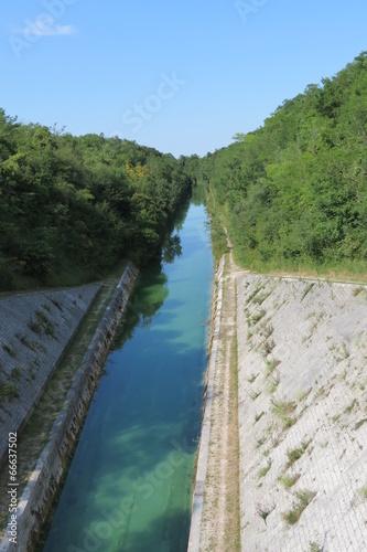 Papiers peints Canal Charente-Maritime - Dompierre-sur-Mer canal de Marans