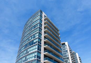 Modern Condo Tower
