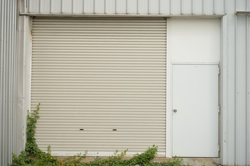 Mini factory door
