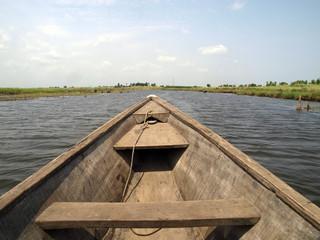 Ganvié, la venecia africana en Benín