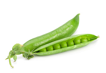 Peas vegetable