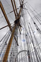 Gorch Fock Mast