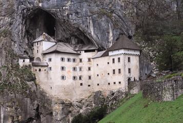 white castle in Slovenia