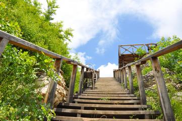 Gökyüzüne Giden Merdivenler