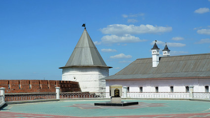 Kazan Kremlin. Southern building of the Artillery court