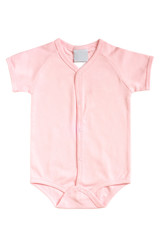 Baby short-sleeve bodysuit