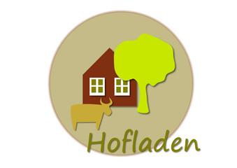 Logo für Hofladen